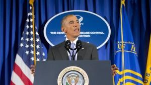 Obama: Ebola ist Gefahr für die globale Sicherheit
