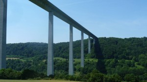 Neue Bandscheiben für die Brücke
