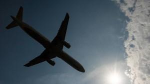 Ministerien melden 230.000 Inlandsflüge