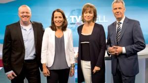 Entertainer Stefan Raab soll Spannung in das TV-Duell bringen