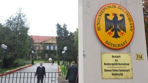 Deutsche steht vor türkischem Gericht