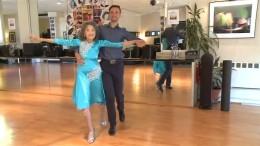 Die älteste Tänzerin der Welt