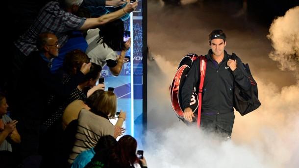 Famoser Federer