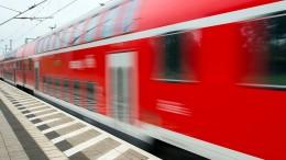 Verletzte bei Zugunfall am Frankfurter Hauptbahnhof