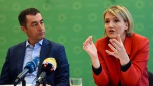 Grünen-Chefin gegen Steuersenkungen