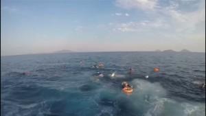 Flüchtlinge ertrinken vor der türkischen Küste