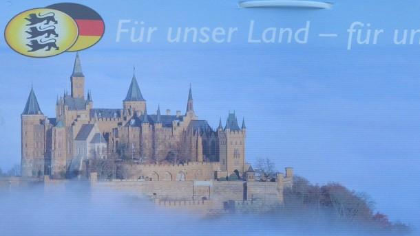 Der Prinz und das AfD-Wahlplakat