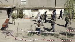 Afghanen wählen neues Parlament
