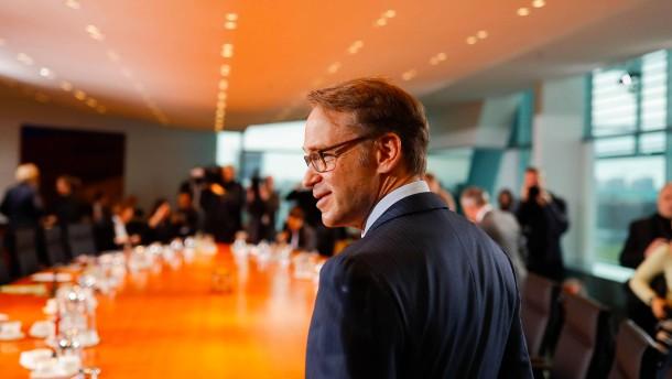 Bundesbank-Präsident erwartet Rezession