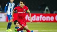 Konnte wie Bastian Oczipka am Freitag wieder mit der Mannschaft trainieren: Makoto Hasebe