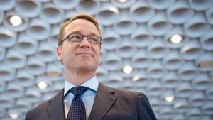 Bundesbank-Chef für 3 Prozent Lohnanstieg