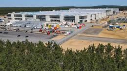 Tesla will auch Batteriefabrik in Brandenburg bauen