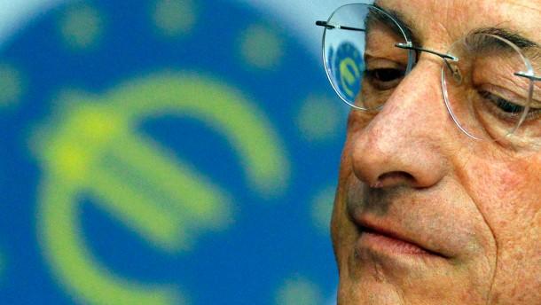 Draghi will Protokolle veröffentlichen