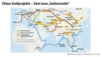Seidenstraßen-Gipfel: EU riskiert Eklat in China ...