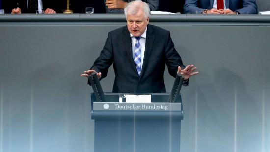 """""""Eine Zäsur in unserer Migrationspolitik"""""""
