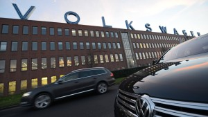 Volkswagen braucht einen Neustart