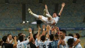 Argentinien holt nach 28 Jahren die Copa