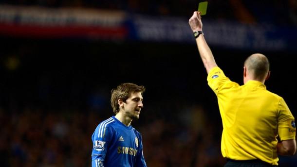 Chelsea verliert bei Marins Startelf-Debüt