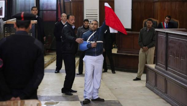 Eine ägyptische Lösung im Al-Dschazira-Prozess