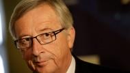 Es wird kein leichter Gang: Jean-Claude Juncker