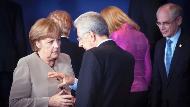 Italien bereitet den Weg für EU-Hilfen