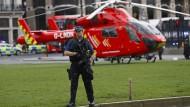 Augenzeugen berichten von Londoner Terrorangriff