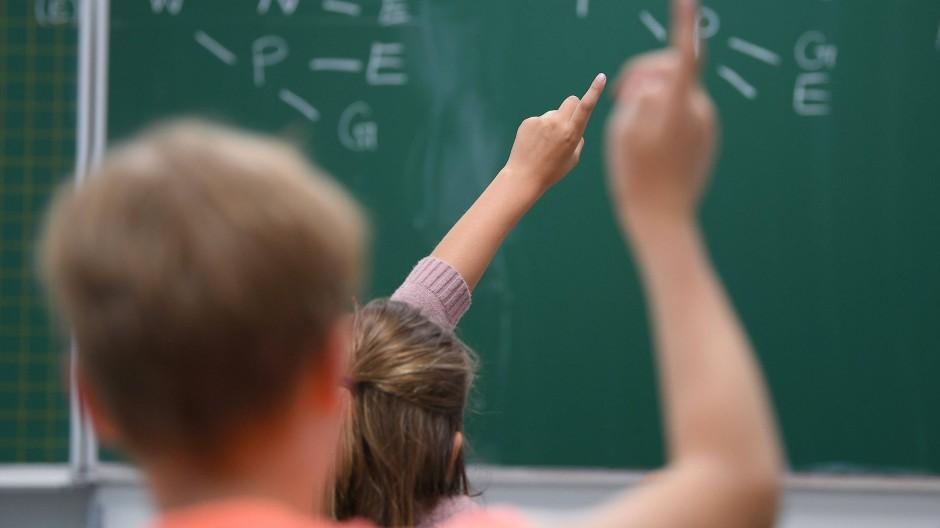 Ab ins Klassenzimmer: Bildung ist entscheidend für den späteren Werdegang.