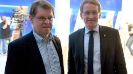 CDU gewinnt in Schleswig-Holstein klar vor der SPD