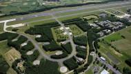 Fliegerhorst Büchel: Hier sollen amerikanische Atombomben vom Typ B61 lagern.