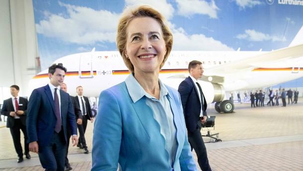 Von der Leyen soll EU-Kommissionschefin werden