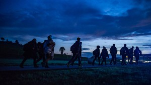 Staatssekretär: Transitzentren sind keine Gefängnisse