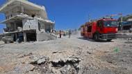 Eine syrische Militäroffensive auf die Rebellenhochburg Idlib steht unmittelbar bevor - ohne Rücksicht auf drei Millionen Zivilisten, die sich in der Region aufhalten.
