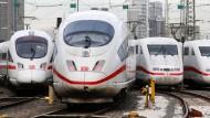 Umbau: Die Bahn AG setzt bei ICE-Zügen demnächst auf Smart Data