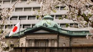 Bank von Japan bangt um ihre Glaubwürdigkeit