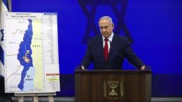 Netanjahu genehmigt israelische Siedlung im Westjordanland