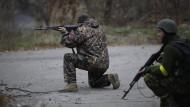 Kiew will Osten des Landes nicht zurückerobern