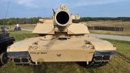 Washington verlegt Panzer nach Deutschland
