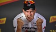Sein letzter großer Sieg: Im Juli 2018 gewann Degenkolb die Tour-Etappe nach Roubaix.