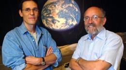 Physik-Nobelpreis geht an kanadisch-amerikanische Kosmologen