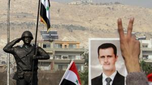 Arabische Liga gibt vorerst auf