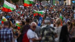 Borissow lehnt Rücktrittsforderung des Präsidenten ab