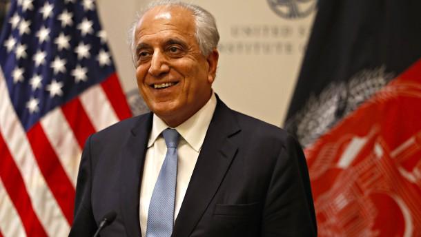 Khalilzad legt seinen Posten nieder