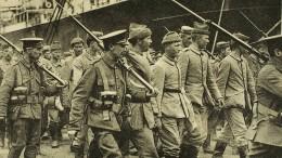 Als Zeppelin-Kommandant in englischer Gefangenschaft