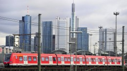 Neuer Nachtverkehr der Frankfurter S-Bahn