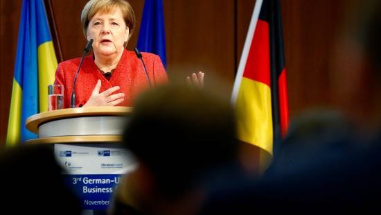 Merkels emotionaler Appell