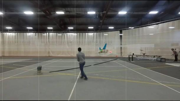 Lautlos fliegen wie bei Star Trek