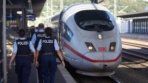 ICE-Strecke Frankfurt–Köln wieder frei