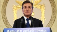 "Südkorea nennt Rakete mit Atomsprengkopf ""rote Linie"""