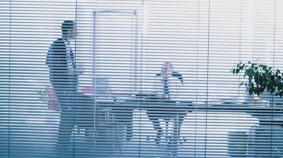 Auch ohne Feedback wertvoll: Gespräche zwischen Vorgesetzten und Mitarbeitern.