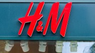 Alte Klamotte? Eine Filiale von H&M in Berlin